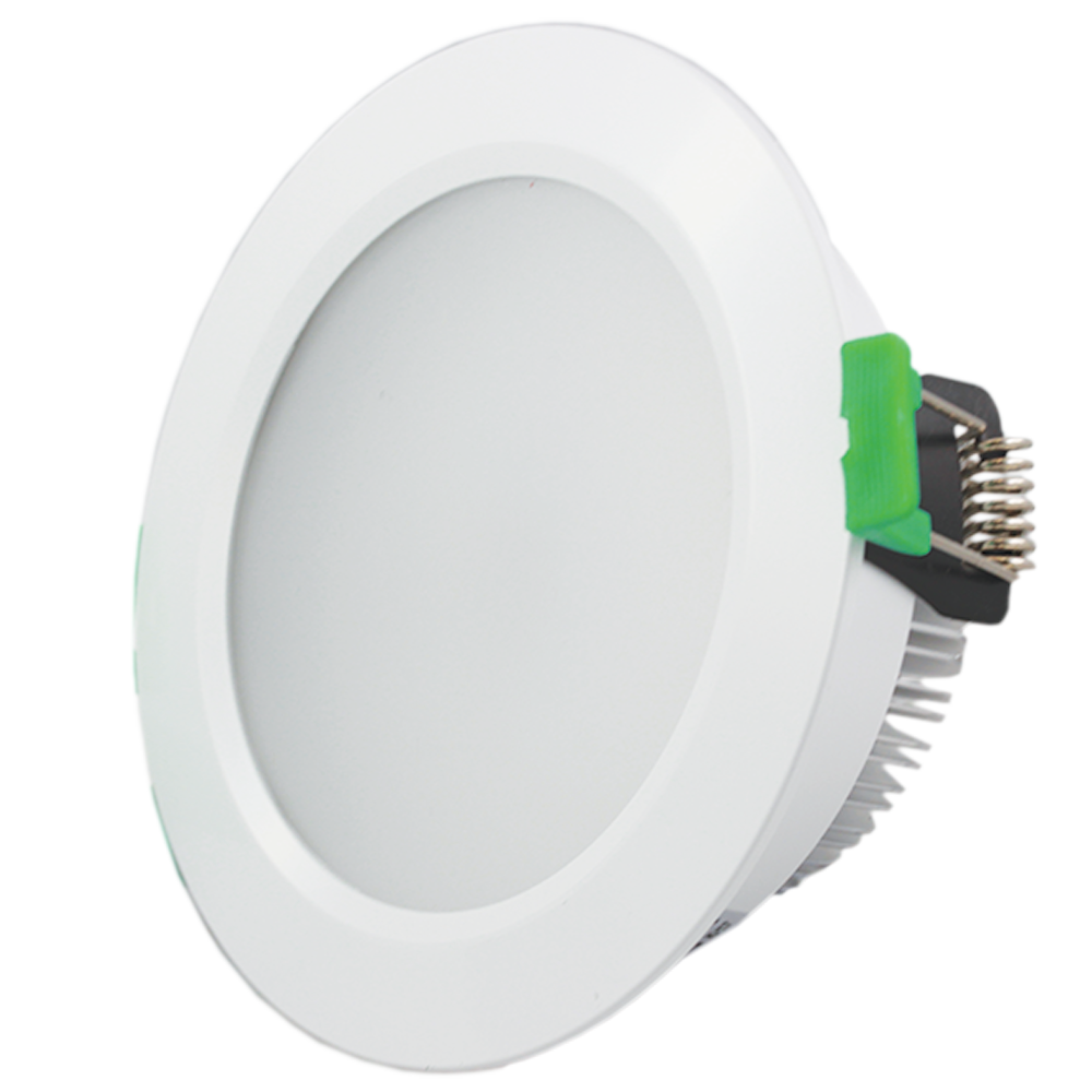 15W LED Colour Changing Downlight Dimmable 3000K to 5000K   c-bus