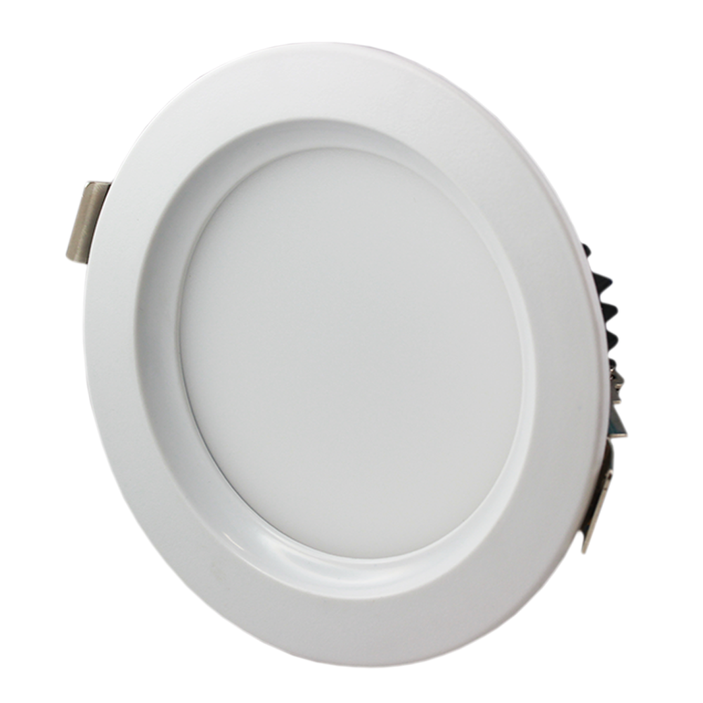 12W SMD LED Downlight 5000K 240V Non-Dimmable 120mm