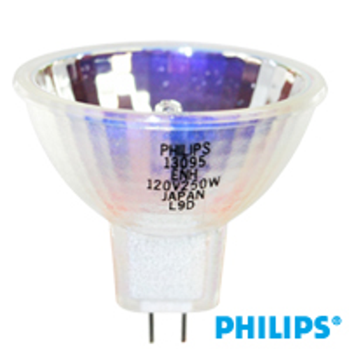 Philips Halogen lamp 13095 ENH 120V 250W
