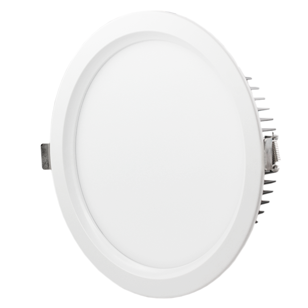 22W SMD LED Downlight 240V 3000K 180mm