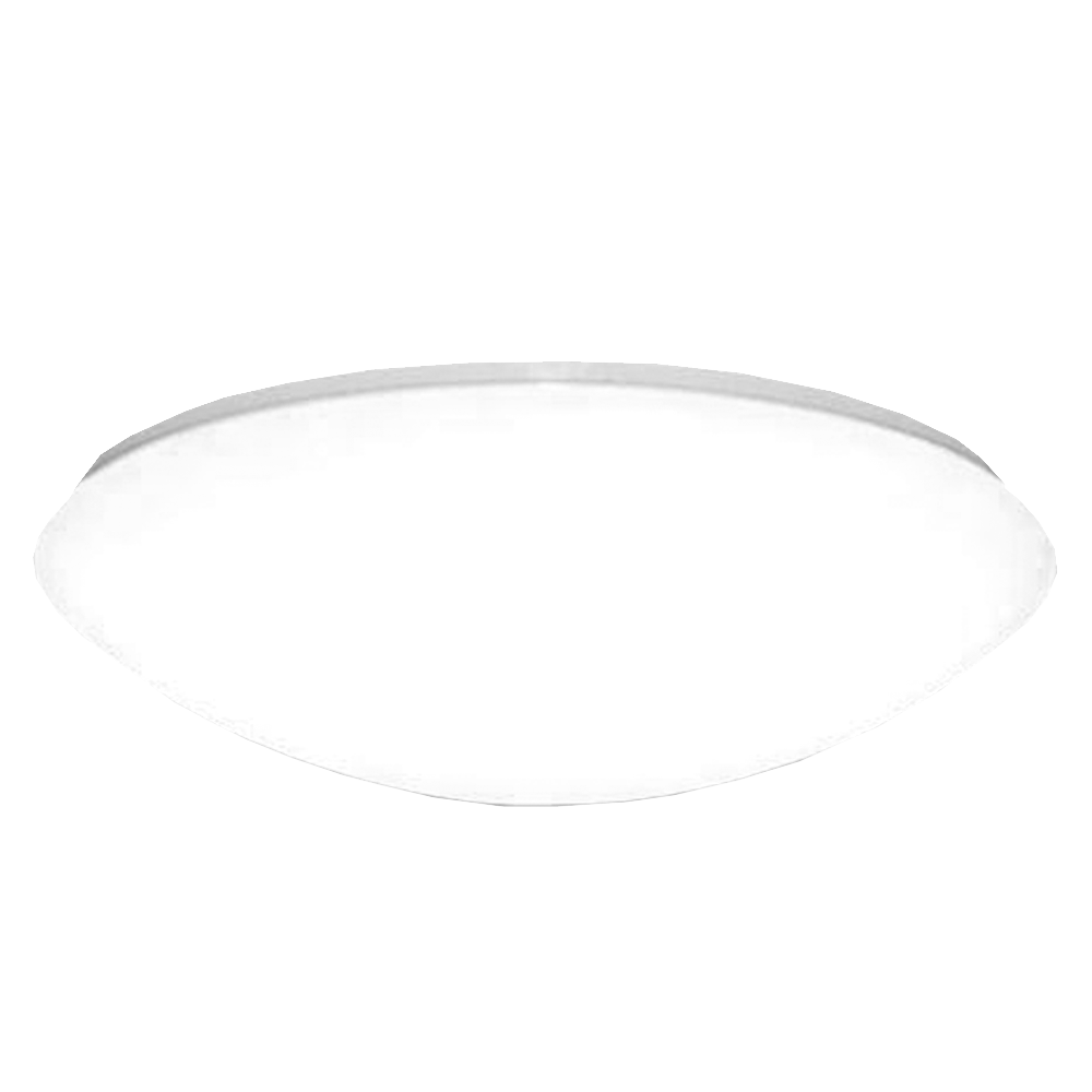 LED Longlife Low Energy Oyster Ceiling Light 14W 5000K