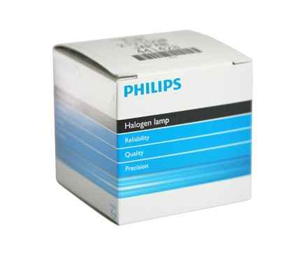 Philips Halogen Lamp Coated Specular Dichroic 21V 50W