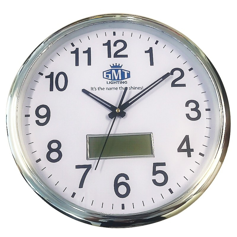GMT Complimentary Wall Clock