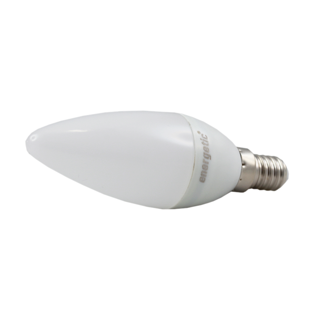 Smarter Lighting LED Candle Frosted 6W 6500K Dimmable E14