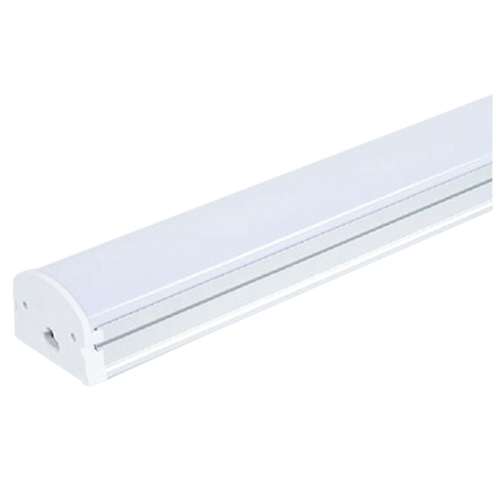 LED Tri-Colour Batten Light 24W 1200mm