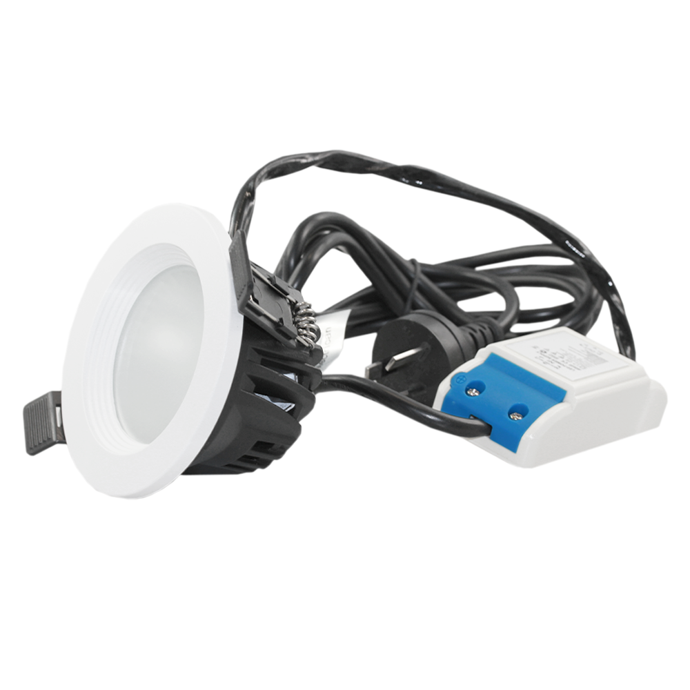 CCLOT LED Downlight 8W 3000K 100-240V Non-Dimmable 85mm