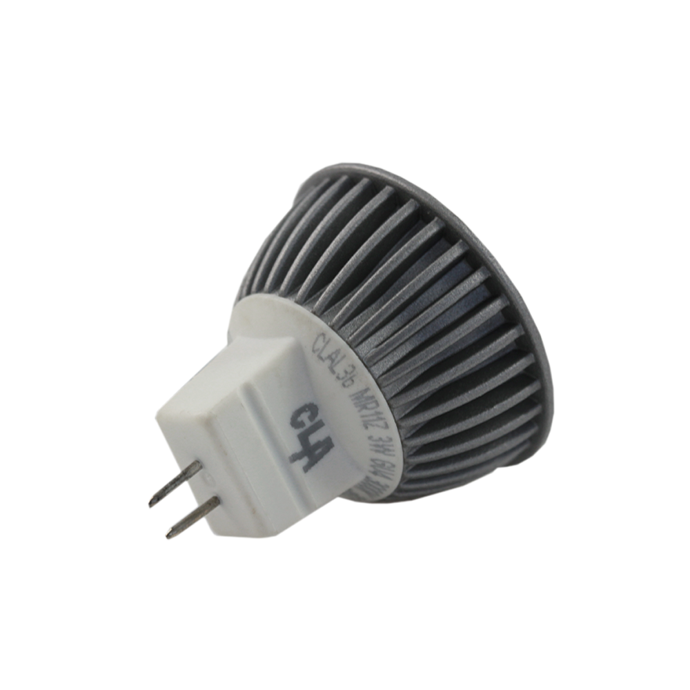 Longlife LED CLAL36 MR11 3W 35D 3000K GU4 Non-Dimmable