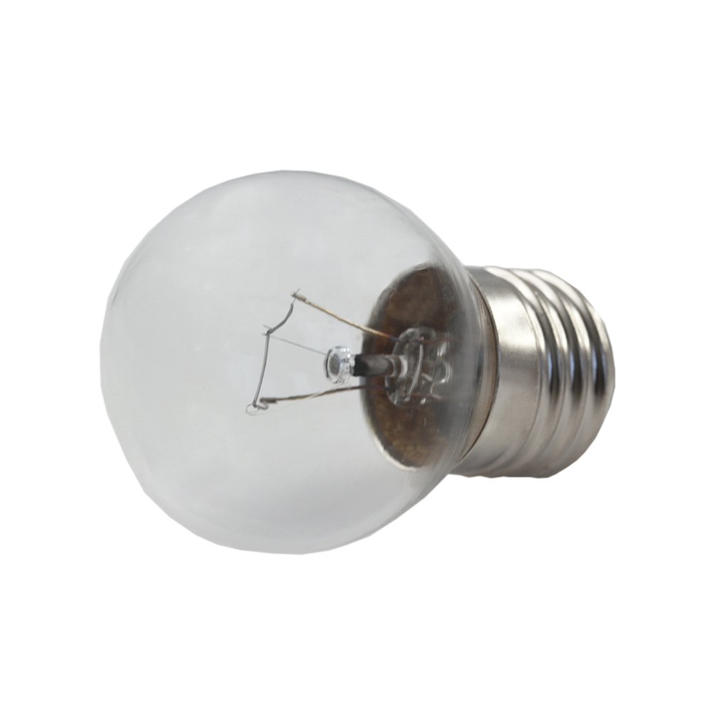 Incandescent Fancy Round Clear 40W 240V 2700K E27